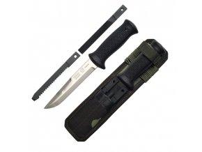 Nôž Mikov UTON - útočný armádny nôž - civilná verzia 392-NH-4