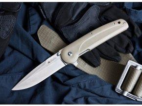 Nôž Kizlyar Supreme Biker Z-440C-S