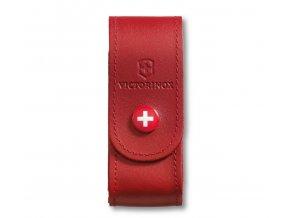 puzdro kozene cervene k nozu victorinox 4.0520.1 1